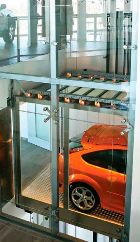 Автомобільний ліфт