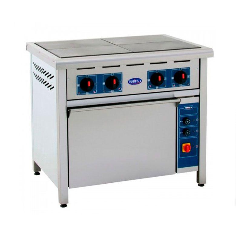 Плита електрична з духовкою