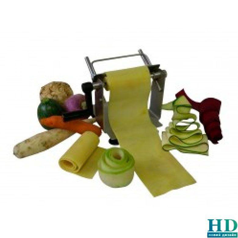 Машина для нарезки полос из овощей