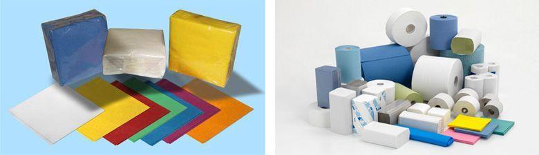 Салфетки и бумажные изделия