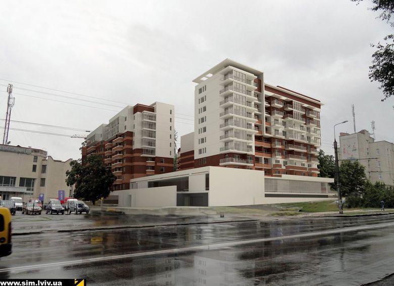Багатоквартирні житлові будинки і комплекси
