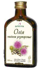 Олія насіння розторопші