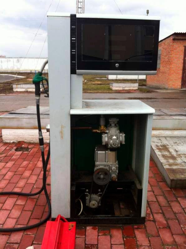 Ремонт паливороздавальних колонок