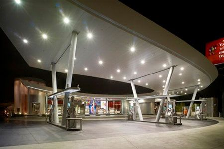 Комплексне будівництво автозаправних станцій