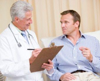 Проктологія: первинна консультація з обстеженням