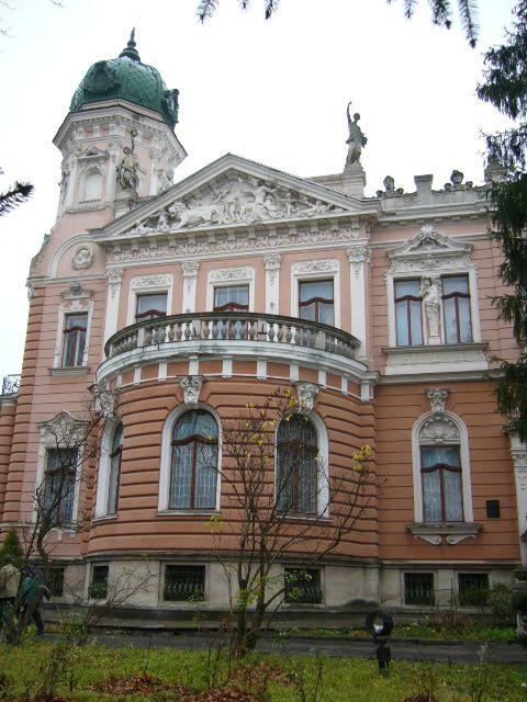 Национальный музей Драгоманова