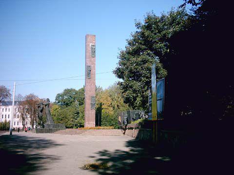 Монумент Бойової Слави Радянських Збройних Сил