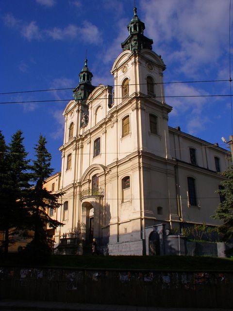 Костел Святої Марії Магдалини