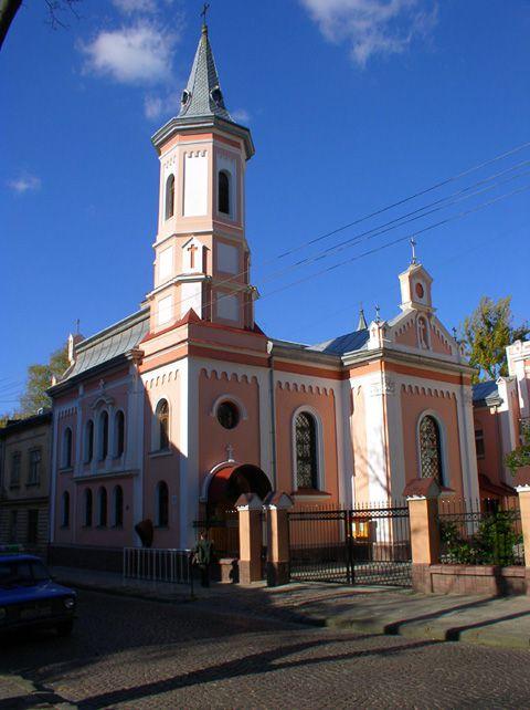 Церква християн віри євангельської