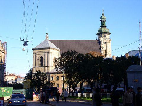 Монастырь Бернардинов