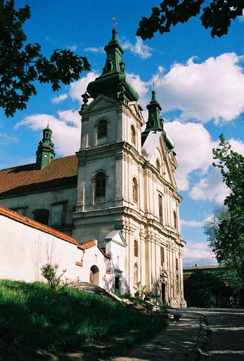 Костел кармелитов босых Святого Михаила