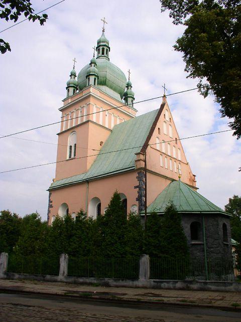 Церковь Святой Парасковьи Пятницы