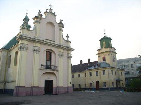 Комплекс костела Святого Мартина