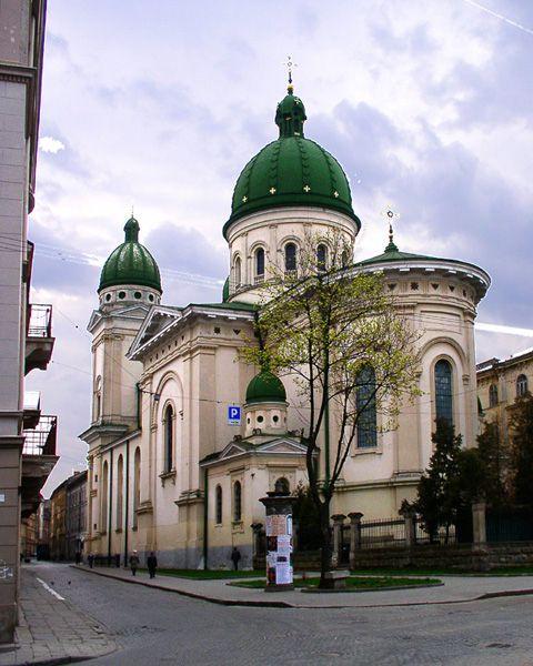 Церква Преображення Господнього
