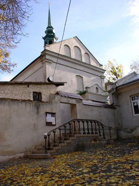 Церковь Святого Войцеха