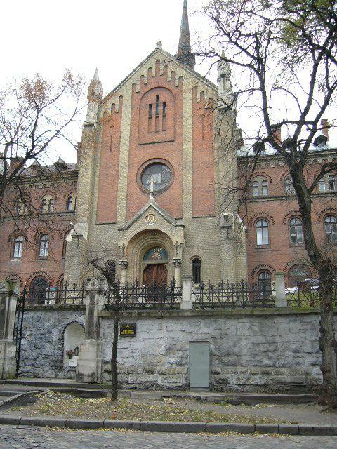 Церква Святого Івана Златоуса