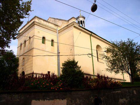 Костел Марии Снежной