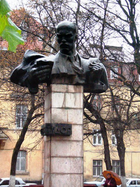 Памятник Степану Тудору