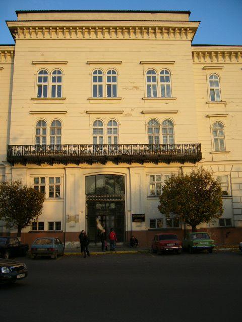 Палац римо-католицьких архієпископів