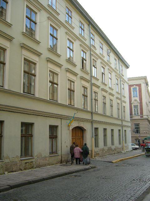Жилой дом на ул. Армянская, 2