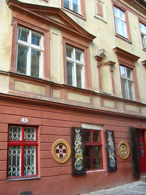Жилой дом на ул. Армянская, 33