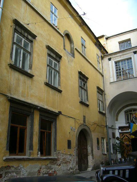 Житловий будинок на вул. Вірменська, 35