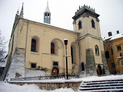Комплекс монастыря Бенедиктинок