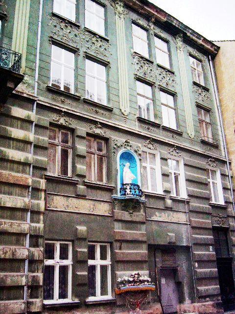 Жилой дом на ул. Друкарская, 3