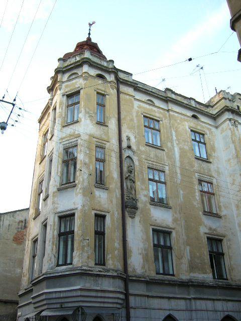 Жилой дом на ул. Друкарская, 11