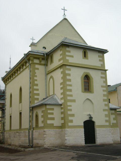 Вірменський костел