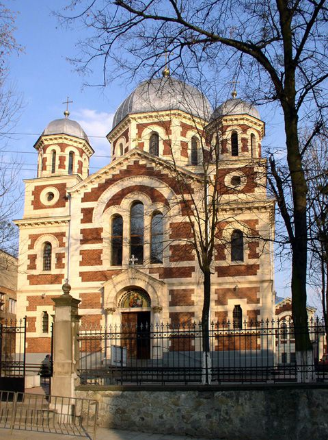 Церква Святого Георгія-Побідоносця