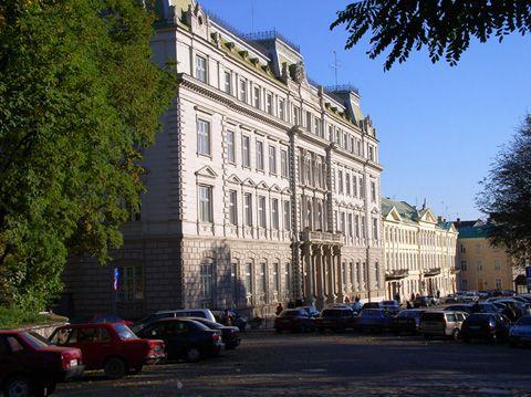 Здание Галицкого наместничества