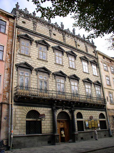 Палац Корнякта (Історичний музей)