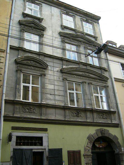 Житловий будинок на вул. Руська, 4