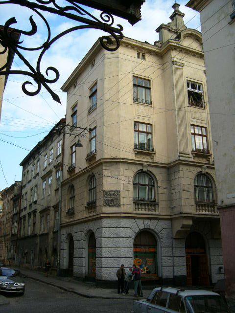 Жилой дом на ул. Сербская, 13