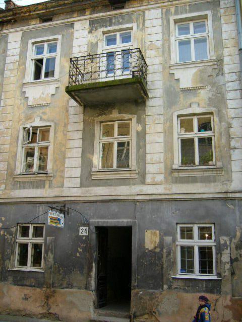 Жилой дом на ул. Староеврейская, 24