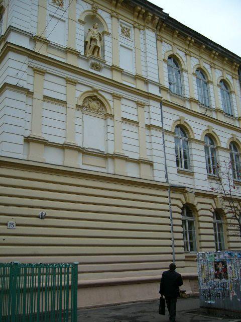 Школа (раніше ім. Адама Міцкевича)