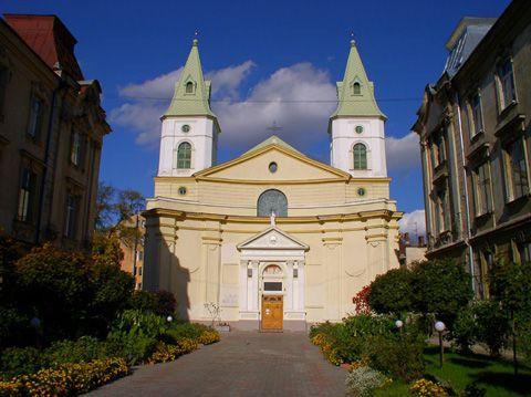 Костел Святої Урсули (протестантський)
