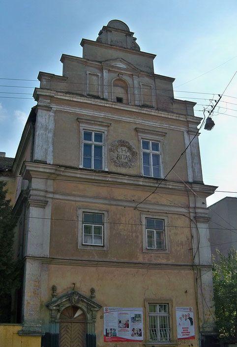 Костел Святого Лаврентия госпиталя бонифратров