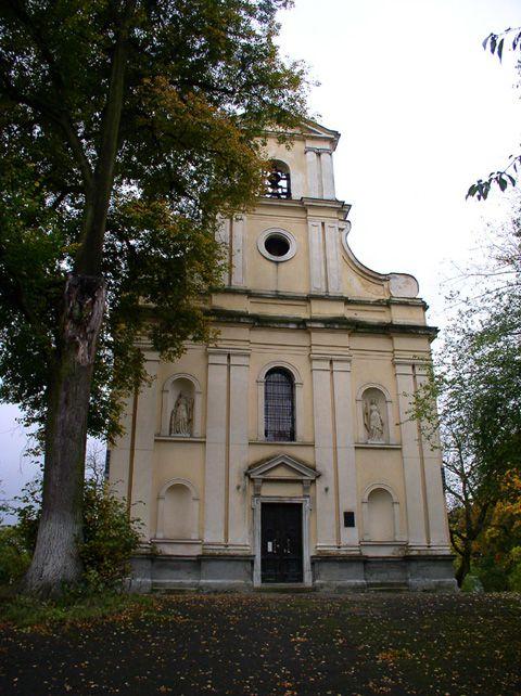 Костел Софии