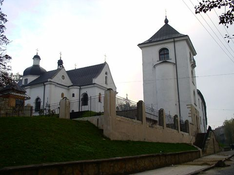 Комплекс монастыря Святого Ануфрия