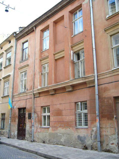 Житловий будинок на вул. Вірменська, 18