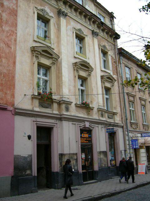 Житловий будинок на вул. Краківська, 9