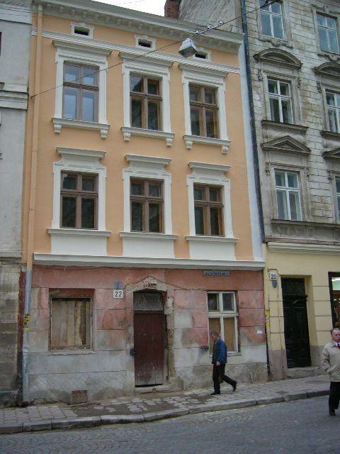 Житловий будинок на вул. Краківська, 22