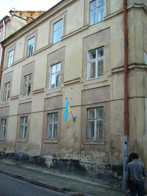 Жилой дом на ул. Леси Украинки, 12