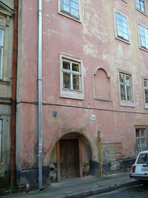 Жилой дом на ул. Леси Украинки, 14