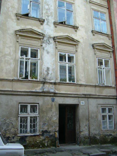 Житловий будинок на вул. Лесі Українки, 16