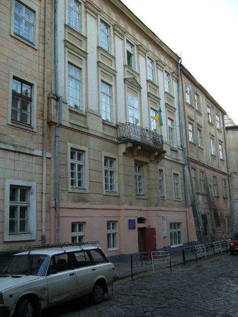 Жилой дом на ул. Леси Украинки, 26