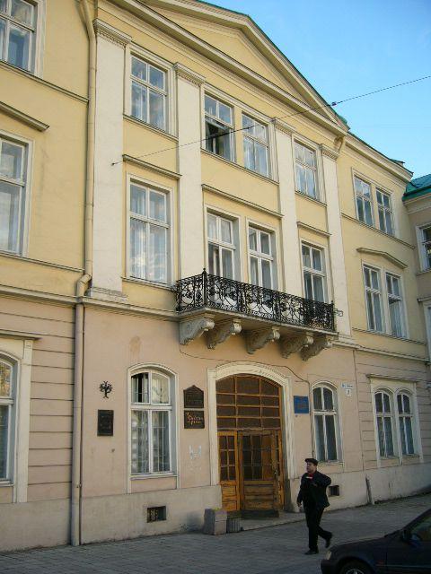 Жилой дом на ул. Винниченко, 14