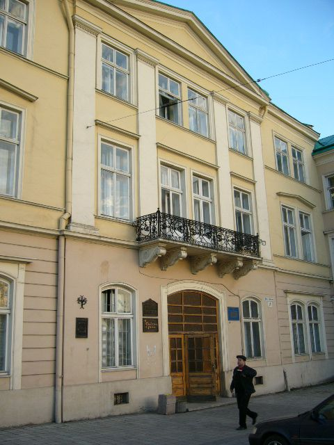 Житловий будинок на вул. Винниченка, 14